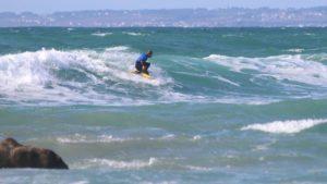 championnat de Bretagne de surf